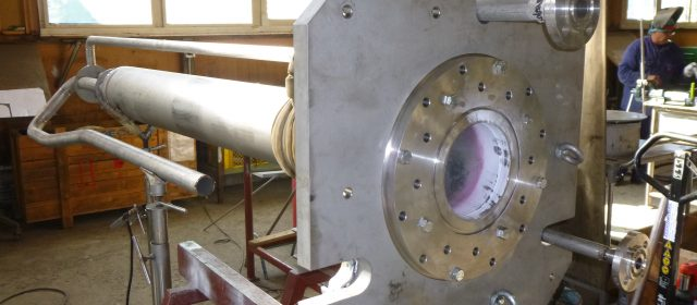 Conception mécanique et hydraulique